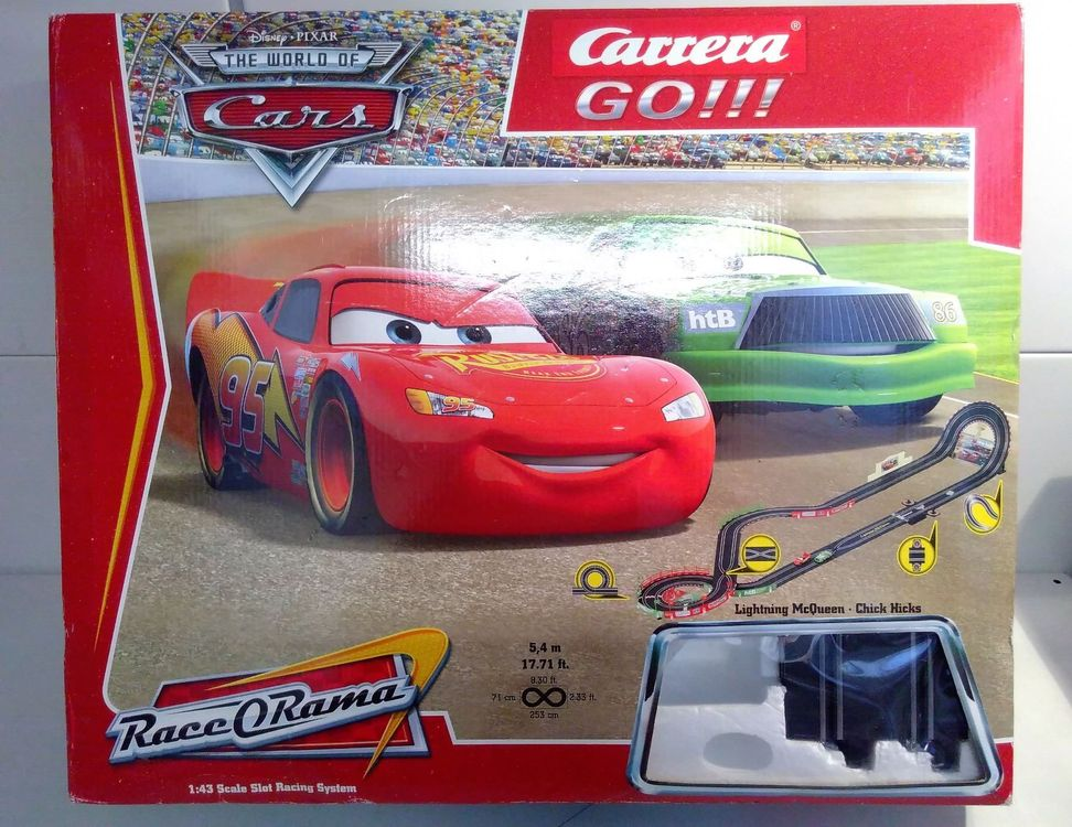 Carrera GO 62122 The world of cars