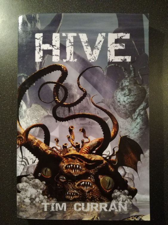 """""""Hive"""" by Tim Curran"""