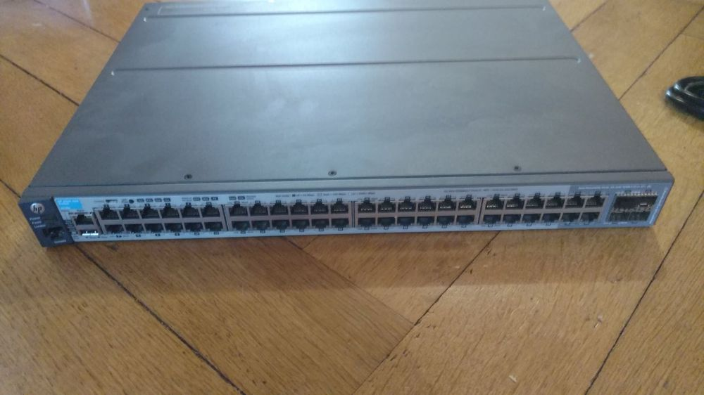 HP Aruba 2920 48G Switch 48 Port