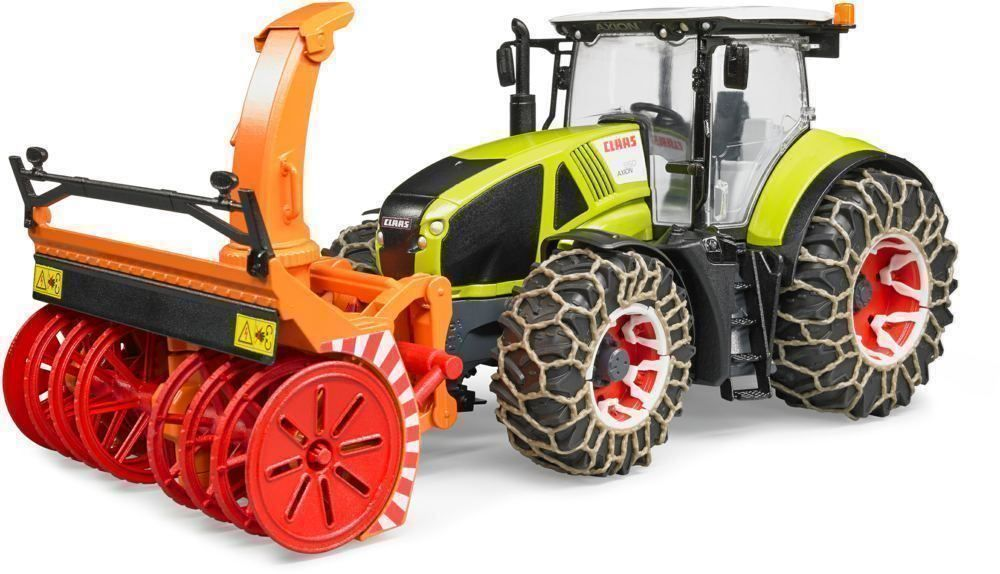 BRUDER 03017 - Claas Axion 950 + Ketten