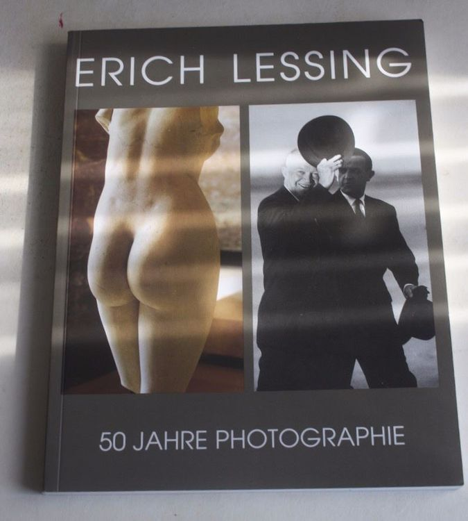 Erich Lessing: Photographie
