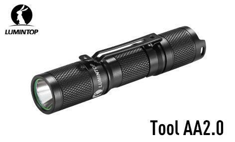 Lumintop Tool AA Version 2.0 / 650 Lumen