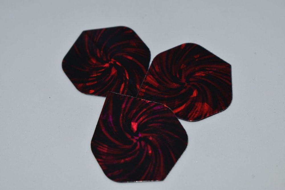 3 Stk. Dart Flights / Flys