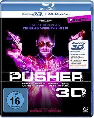Pusher 3D (Blu-Ray)