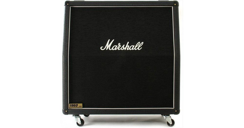 Top: Profi Marshall 1960A 300 Watt RMS!