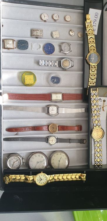 Uhren Lot   Omega ,Rotary,Certina,Guess.