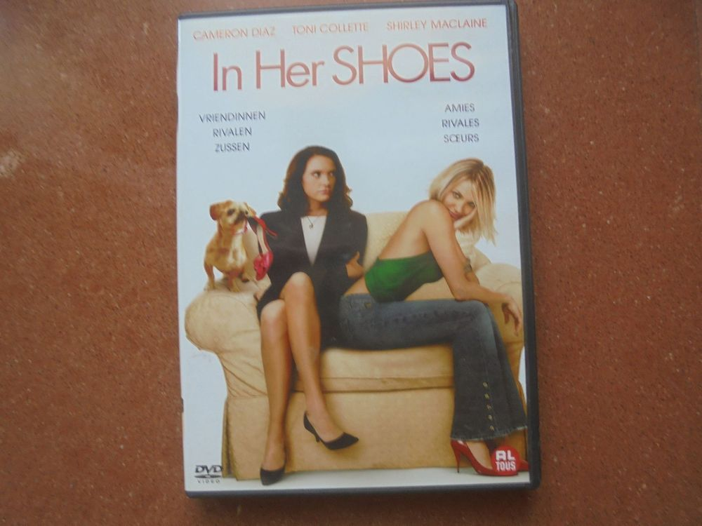 In her shoes - Diaz, Collette, Maclaine