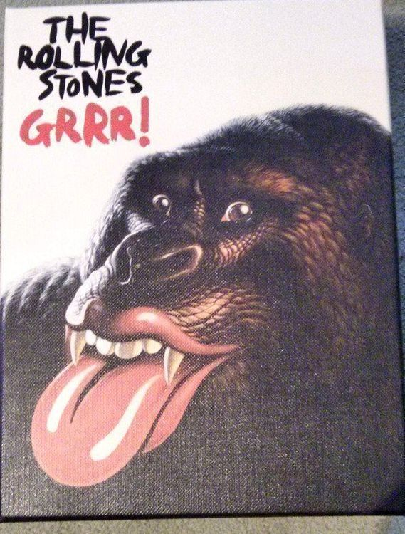 Rolling Stones - Grrr (Deluxe Edition)