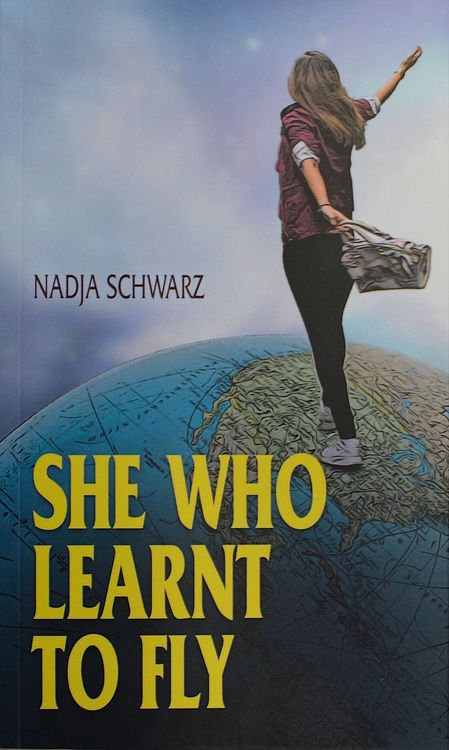 Buch: She who learnt to fly