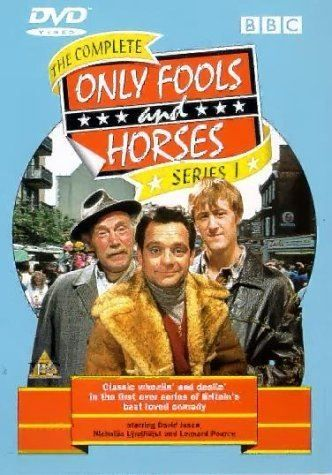 DVD  Only Fools And Horses