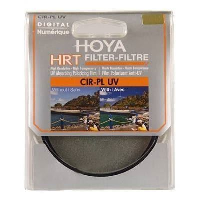Hoya HRT UV Cirkular Polfilter 58mm