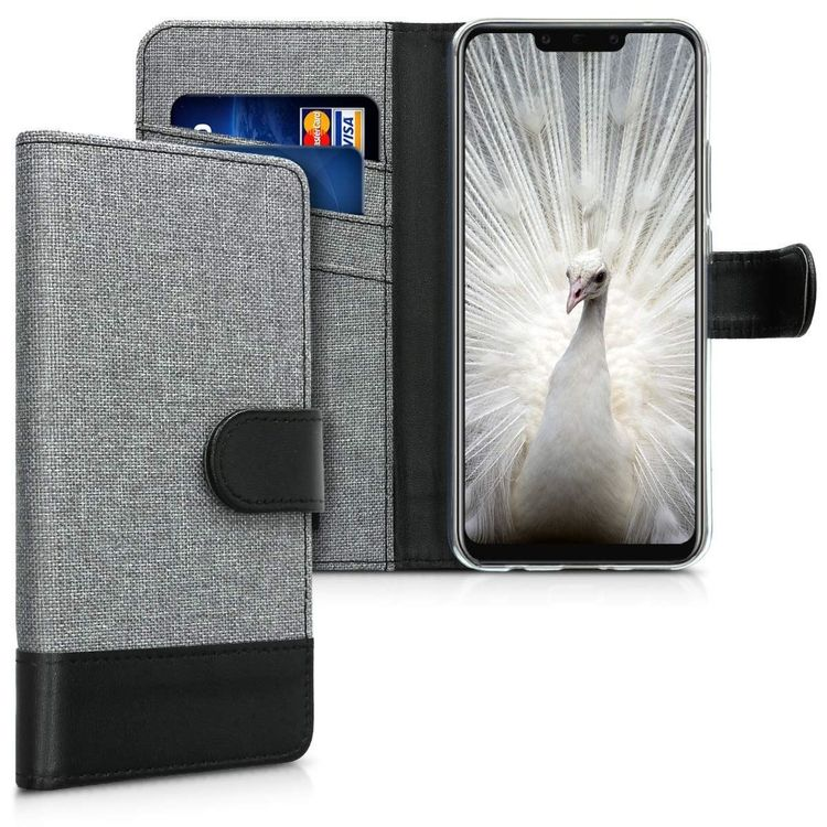 Coque Huawei Mate 20 Lite Portefeuille