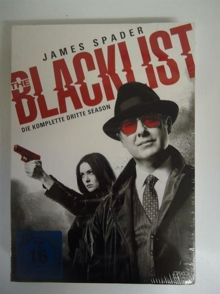 THE BLACKLIST  3  - James Spader