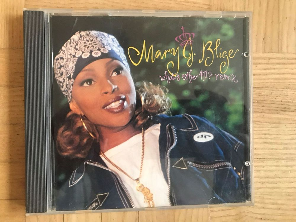 Mary J Blige - What's the 411-remix