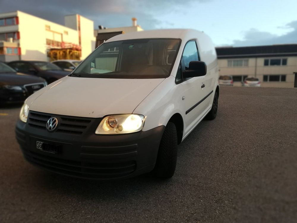 VW Caddy 1.4