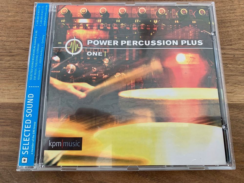 Power Percussion Plus - 1