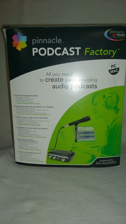 Pinnacle Podcast Factory