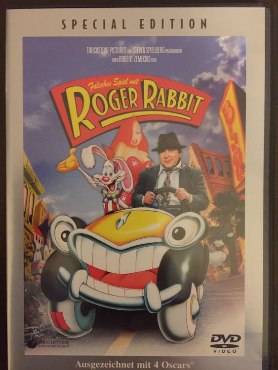 DVD- Roger Rabbit