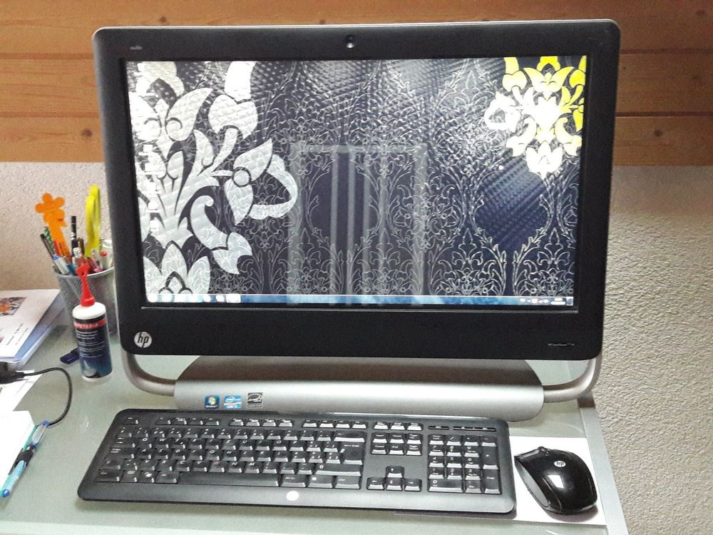 HP TouchSmart 520-1130ez - All-in-One PC