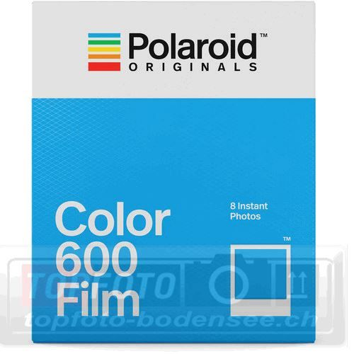 Polaroid Originals  COLOR 600 New Film