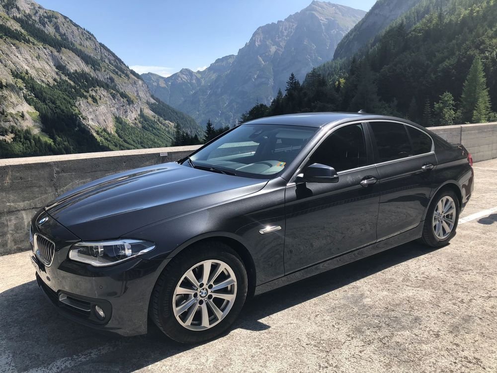 BMW 520d xDrive Modern Line Steptronic