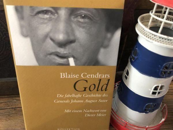Blaise Cendrars: Gold (5)