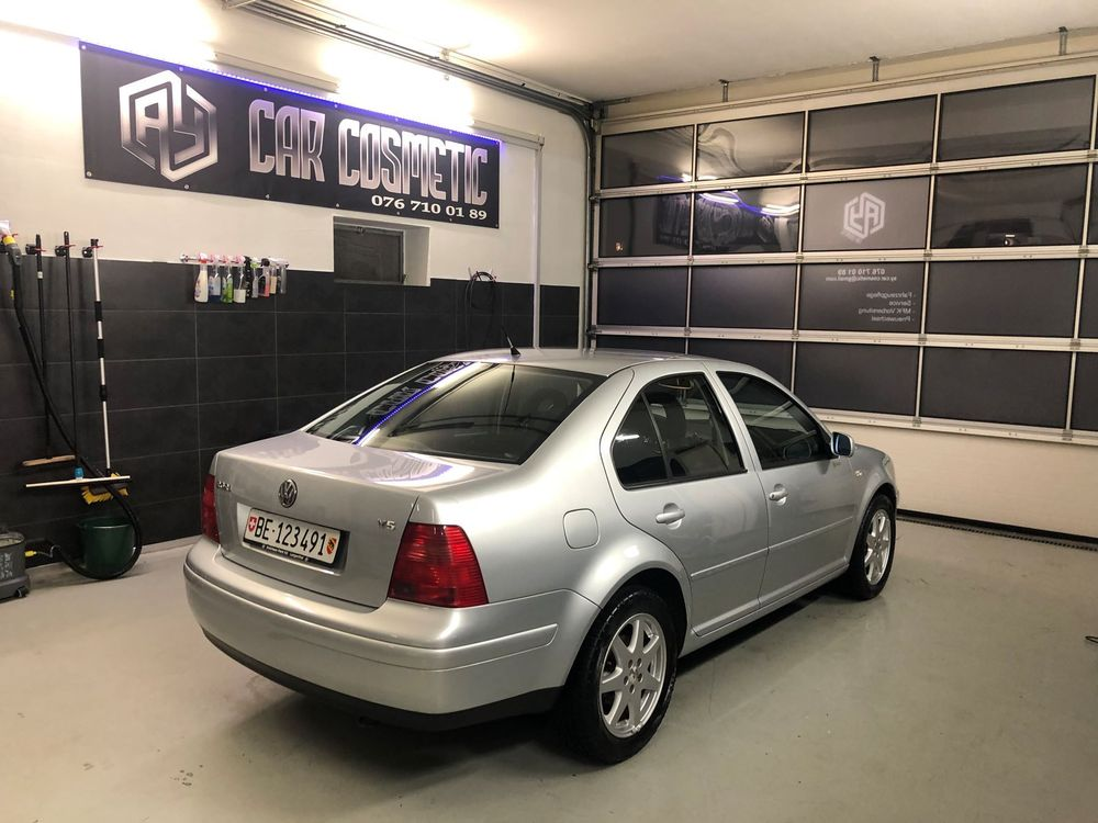 VW Bora 2.3 Highline