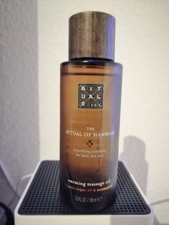 AB 1.- RITUALS MASSAGE ÖL 100ML