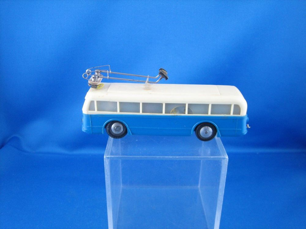 Vintage Eheim Trolley-Bus