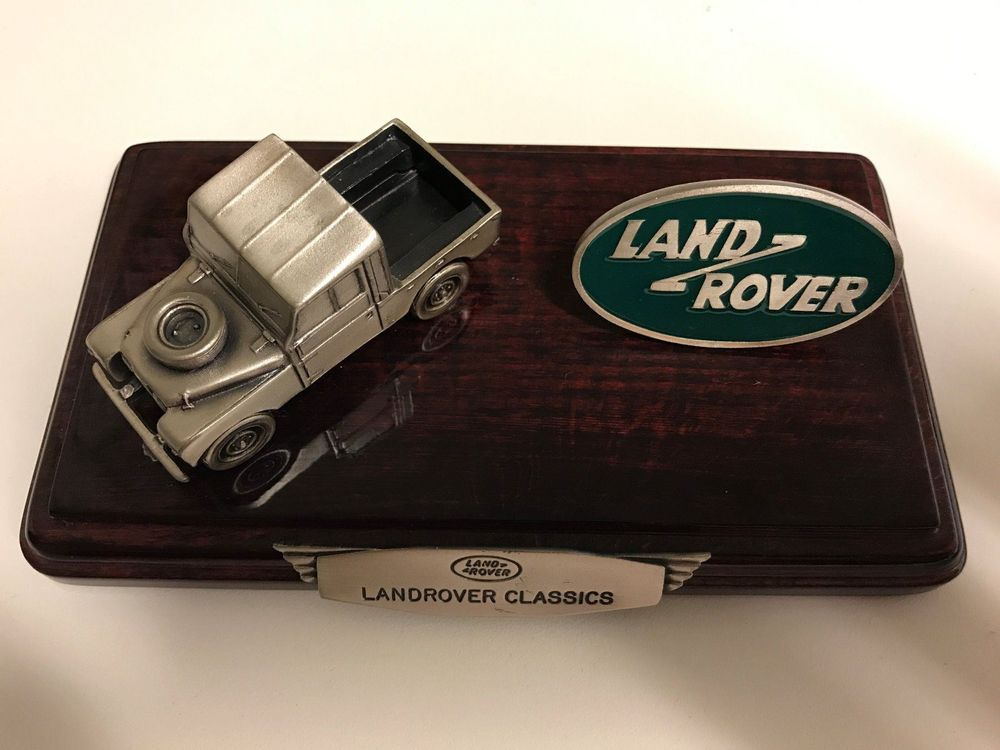 """Landrover Classics Truck Cup 86"""" Pick-Up"""