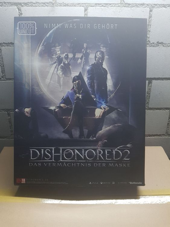 DISHONORED 2 FALTWÜRFEL
