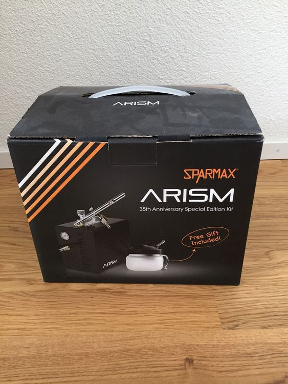 Airbrush Arism Special Edition Kit