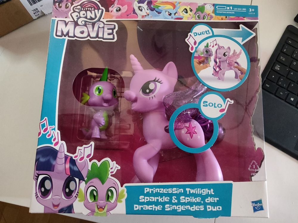 My little Pony Singendes Duo