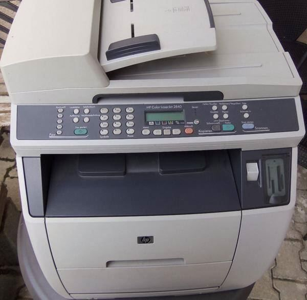 HP Color Laserjet 2840 MFP