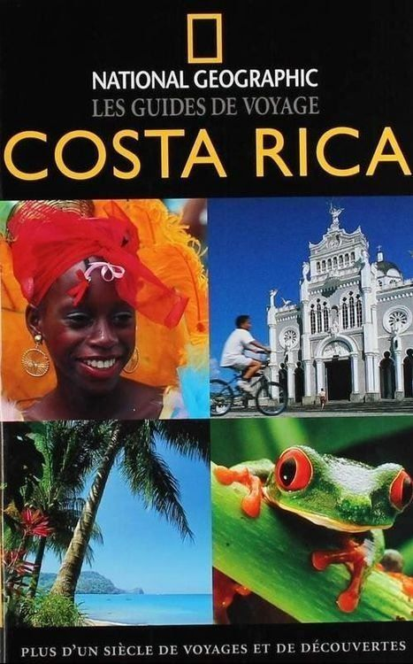 COSTA RICA National Geographic Guide Fra