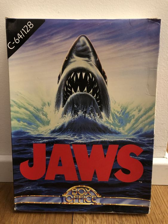 C64 JAWS - Diskette
