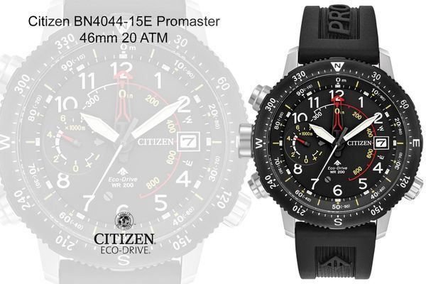 Citizen BN4044-15E Promaster 46mm 20ATM