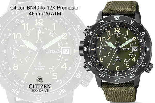 Citizen BN4045-12X Promaster 46mm 20ATM