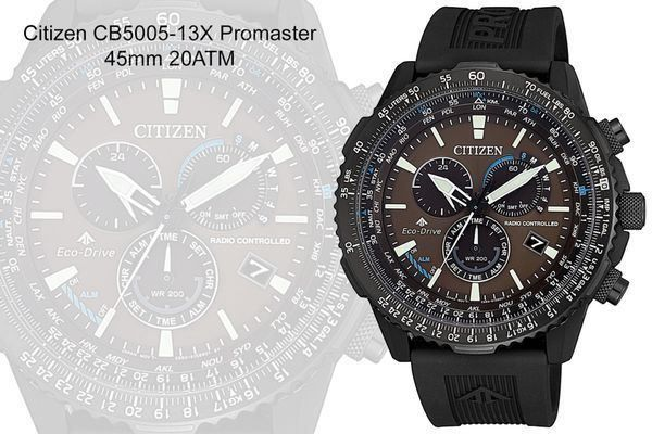 Citizen Promaster Eco-Drive 45mm Neu