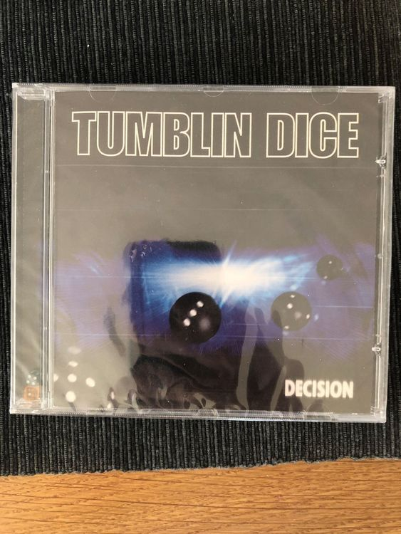 Tumblin Dice | decision - CH Rock | CD