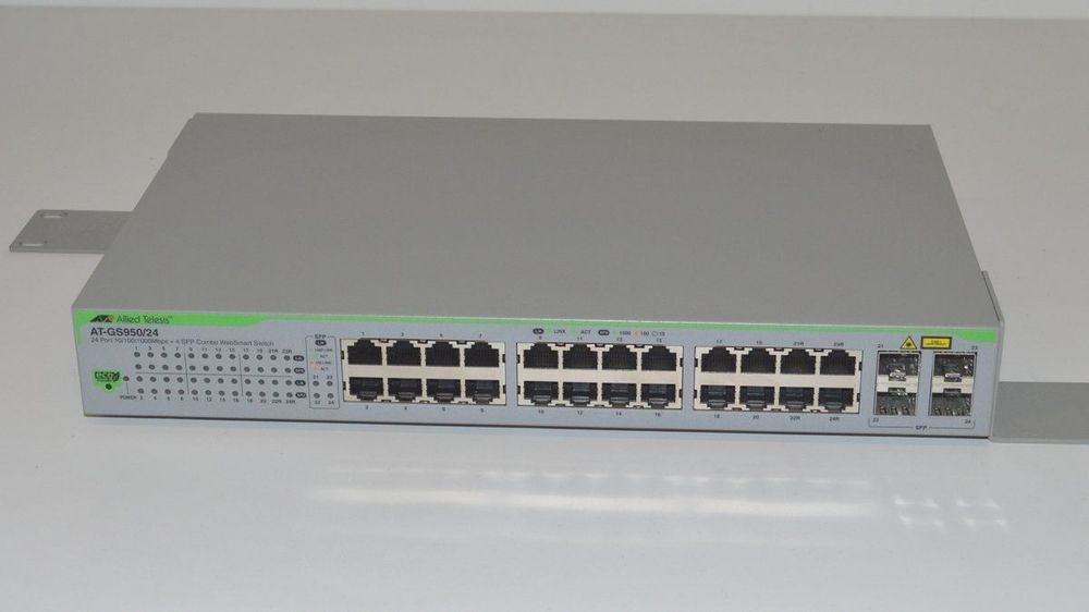 Allied Telesis AT-GS950/24 Switch!