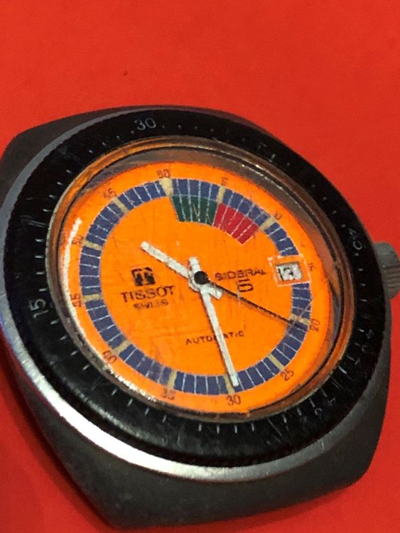 Tissot Sideral Automatic NoS  40 mm