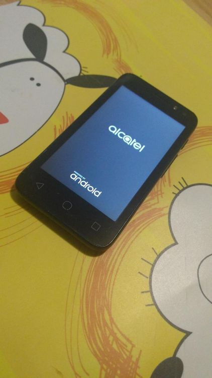 Android Smartfon:Alcatel OneTouch 4034X