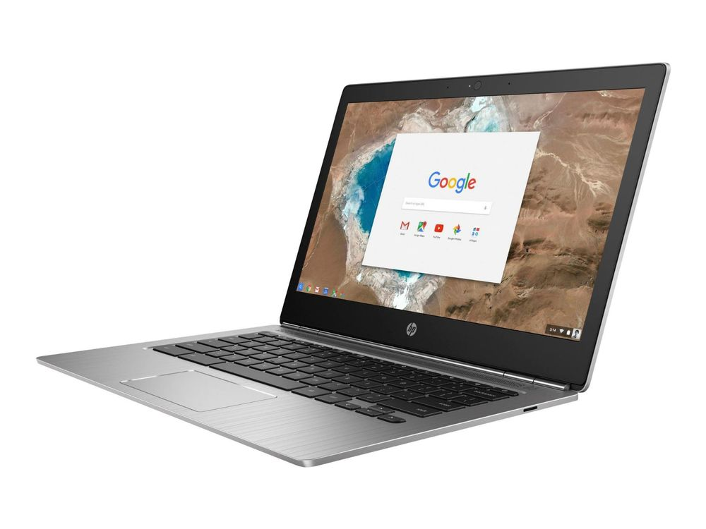 "HP Chromebook 13 G1, 13"", 4GB, 32 GB SSD"