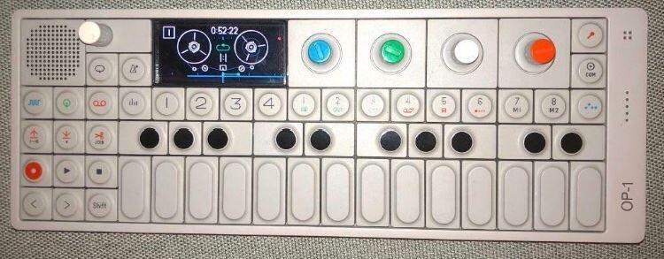 Teenager Engineering OP-1 Synthesizer