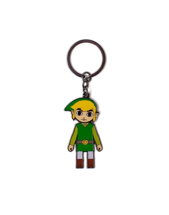 ZELDA - LINK WITH MOVEABLE HEAD METAL