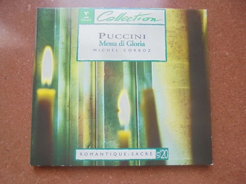 Puccini - Messa di Gloria