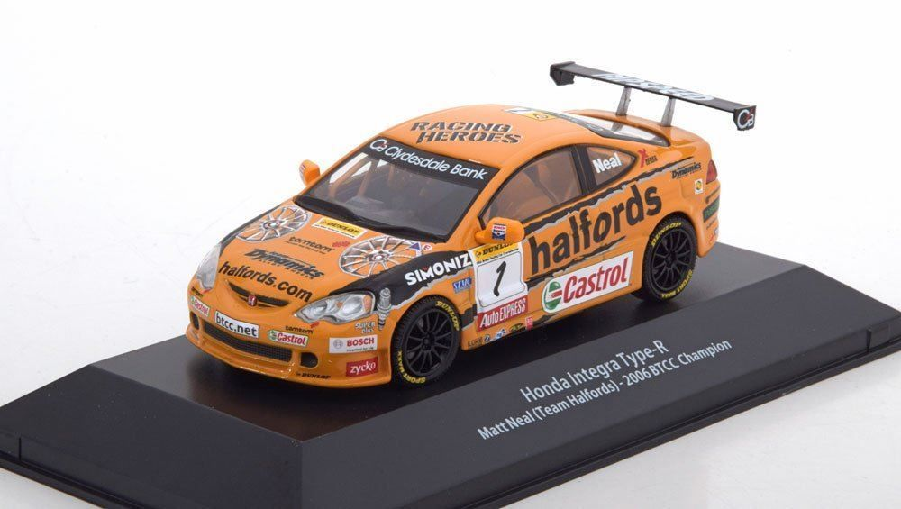 Honda Integra Type-R #1 BTCC Champion