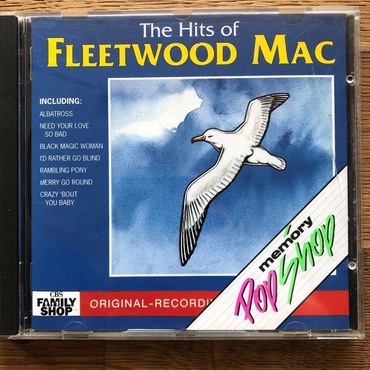 Fleetwood Mac • Rock • HITS • CD 1990