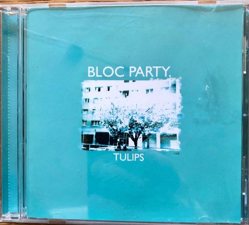 Bloc Party. Tulips • CD Single UK